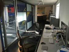 20FT CUSTOM SHIPPING CONTAINER HOME OFFICE