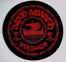 AMON AMARTH VIKINGS BACK  PATCH