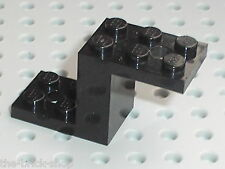 LEGO black Bracket 5 x 2 x 2 & 1/3 ref 6087 / Set 8466 4533 7249 8448 1349 10219