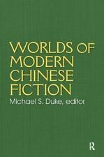 Worlds of Modern Chinese Fiction: Short Stories & Novellas from the Pe-ExLibrary