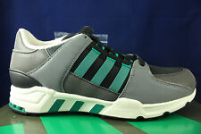 ADIDAS EQT RUNNING BLACK SUB GREEN CHALK WHITE EQUIPMENT S32144 SZ 8.5