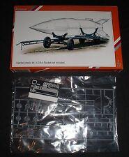 Vidalwagen für Transport V2 Rakete 1/72 Plastic Special Armory