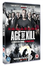 Martin Kemp, Nick Moran-Age of Kill  DVD NUOVO