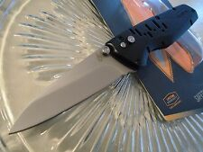 Gerber Sky Ridge Assisted Open Button Lock Pocket Knife 31-002856 7Cr17MoV New