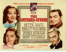 Catered Affair Lobby Card - Title Card - Bette Davis - Debbie Reynolds 1956 - VF