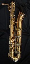 MAGENTA WINDS Baritone Saxophone - BS2G in BRONZE - Brand New - Ships FREE