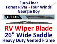 "Wiper Blade - Euro-Liner, Forest River, Four Winds, Georgie Boy - RV 26"" 68261"