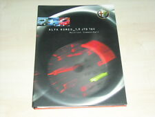 56015) Alfa Romeo 147 156 1.9 JTD 16V Pressemappe 12/2002