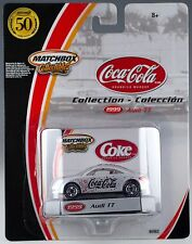 Matchbox Coca-Cola Collection Audi TT 1999 MOC 2002