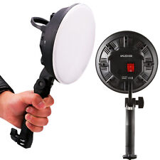 144-LED Video Light Handheld Grip for Photography Studio SoftBox Lighting Stand