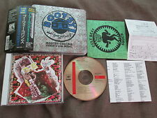 BOOTSY COLLINS What's Bootsy Doin'? JAPAN CD 34DP5535 w/METAL CAN+OBI+BOOKLET