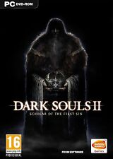 Dark Souls II 2 - Scholar of the First Sin!PC DVD Version,Multilingual Game!NEW!