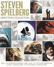 Steven Spielberg Director's Collection BLU-RAY 8-Disc