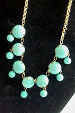 ZAD Turquoise Chunky Necklace