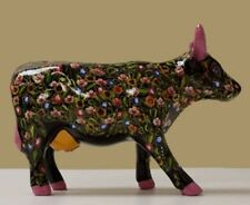 Cows On Parade Flower Cow Figurine #47442