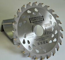 115mm Angle Grinder saw blade for wood 24 TCT Teeth