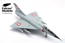 FA725009 Mirage IIIS Swiss AF 1980 Falcon Models 1:72 die-cast model
