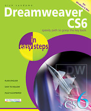 Dreamweaver CS6 in easy steps by Nick Vandome - NEW - Free P&P