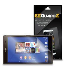 2X EZguardz LCD Screen Protector Cover HD 2X For Sony Xperia Z3 Tablet Compact