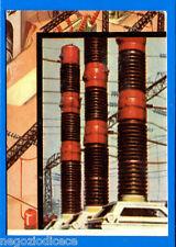I GRANDI DELLA SCIENZA E DELLA TECNICA Figurina-Sticker n 275 -ENERGIA ELETT-Rec