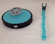 Monster High Lagoona Blue Hydration Station REPLACMENT LID and BUBBLE STAND