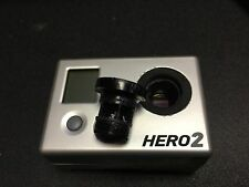 GOPRO HD HERO2 MODIFIED INTERCHANGEABLE LENSES NIGHT VISION IR FULL SPECTRUM 170