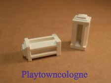 Playmobil 4250 Traumschloß x-System Pfosten für Geländer 2 Stück #4742
