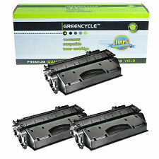 3PK CE505A 05A Toner Cartridge Compatible For HP LaserJet P2030 P2035 P2035n
