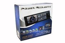 "Power Acoustik PDR-340T MP3/WMA/USB Digital Media Player 3.4"" LCD TV Tuner New"