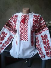 Ukrainian embroidery, embroidered blouse, S - 2XL+, Ukraine