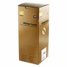 Nikon AF-S Nikkor 70-300mm 4.5-5.6 VR Lens US Model Boxed