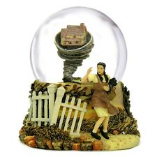 The Wizard of Oz Tornado Musical Snow Globe  SF-WZTSG* 5.5 Inches Tall