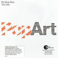 Pet Shop Boys-Pop Art - The Hits  CD NEW