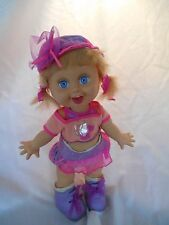 Vintage 1990 Galoob Baby Face Doll #10 So Playful Penny HTF