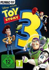 Disney Pixar: Toy Story 3 - Game und Minispiele für Pc + Mac Neu/Ovp/Deutsch