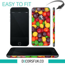 Skittles Iphone 6 Wrap Skin-Iphone Skins-Fundas Para Iphone
