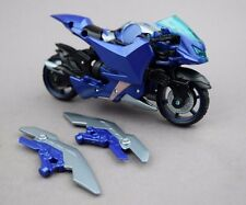 Transformers Prime Arcee Complete First Edition Deluxe Motorcycle Hasbro