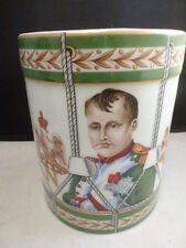 Limoges porcelain Camus Napoleon Vieille Reserve Cognac Haviland France Bottle