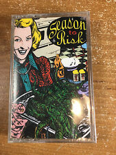 SEASON TO RISK SELF TITLED S/T  CASSETTE TAPE 1993 SEALED NEW