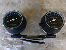NEW VINTAGE SPEEDOMETER TACHOMETER COMBO HARLEY SPORTSTER XL 1977-84 #92058-81