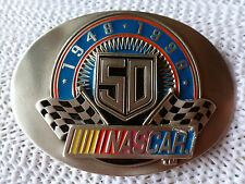 1998 - NASCAR 50th ANNIVERSARY - 1948 TO 1998 BUCKLE