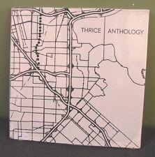 """Thrice """"Anthology"""" 4x LP Box Set OOP Sealed Dustin Kensrue Circa Survive AFI"""