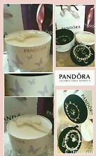 """AUTHENTIC PANDORA LIMITED EDITION """"LILAC BUTTERFLIES"""" JEWELLERY BOX & GIFTBAG"""