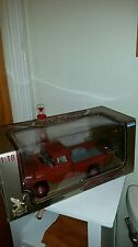 Road Signature 1/18 Car 1959 Ford F-250 Truck #92318 Red Nice Truck