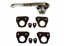 Hillman Hunter Door Handle Gasket Set - Minx Humber Sceptre Gazelle Singer Vogue