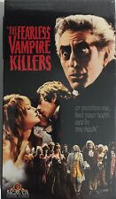 The Fearless Vampire Killers (VHS) Jack MacGowran Sharon Tate Roman Polanski NEW