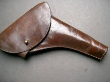 47) WW1 Webley 455. large service holster no marks