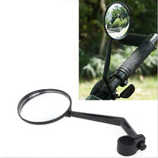 Handlebar Motorcycle Mountain Bike Bicycle Side Rear View Rearview Mirror AB
