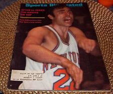 Sports Illustrated  May 18 1970  Dave DeBusschere ( NBA Champs)