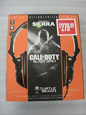 Turtle Beach Ear Force Sierra Limited Headset XBOX 360 Sony PS3 PS4 XBOX ONE PC